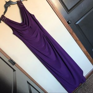 💜 Purple Evening Gown 💜